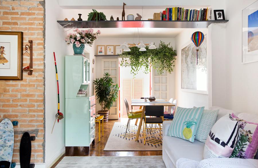 Vila encantada cap tulo 1 casa de vila colorida e charmosa no hist rias de casa - Decoradores de casas ...