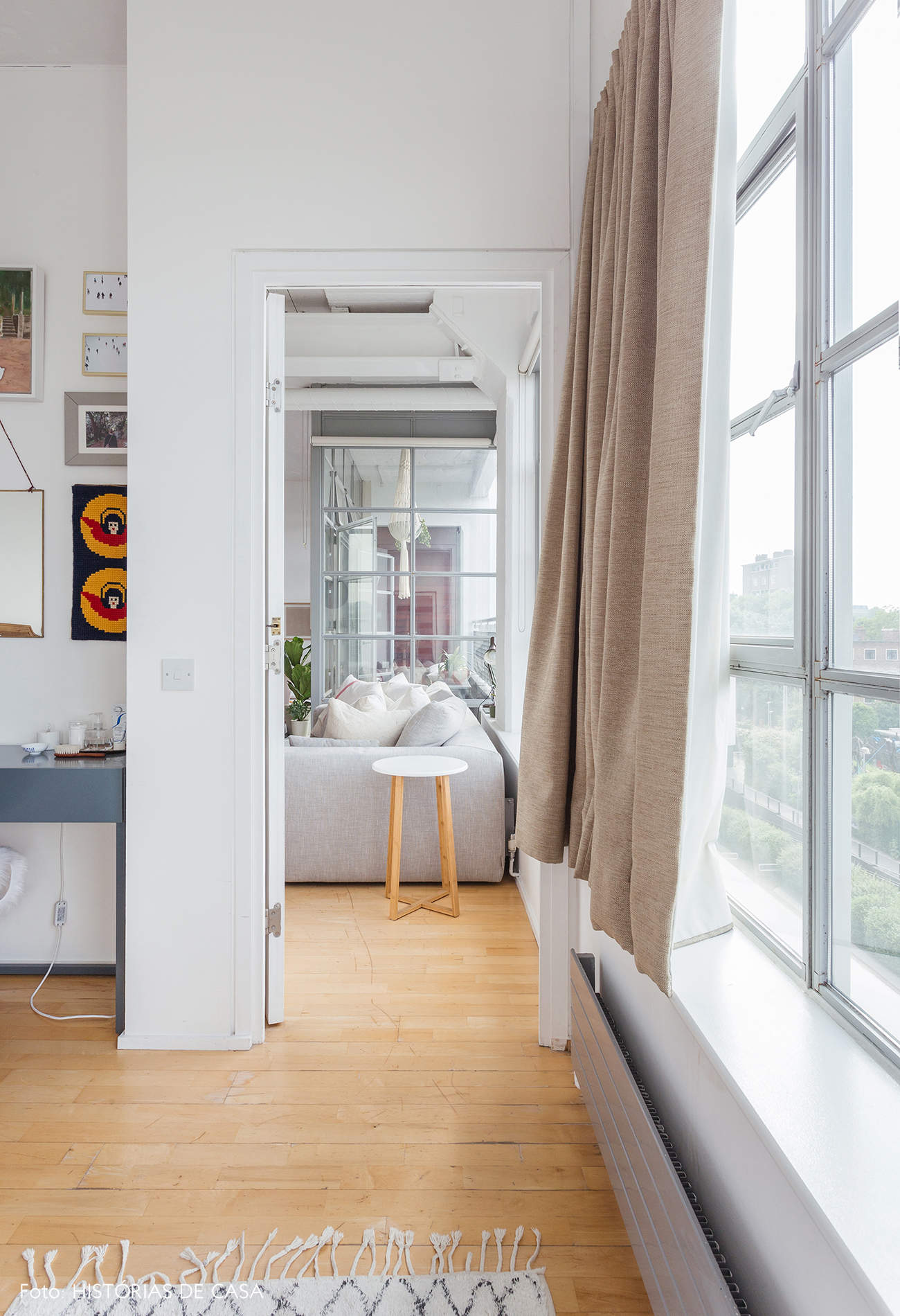 Canal Building apartment in London