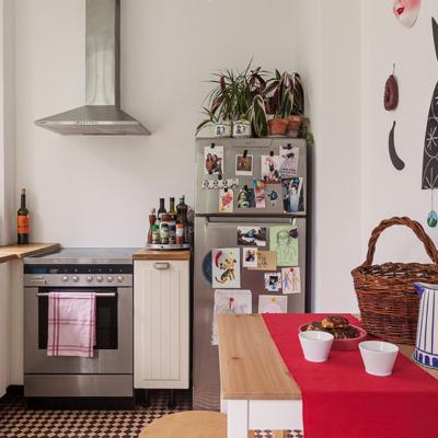 Apartamento vintage em Portugal