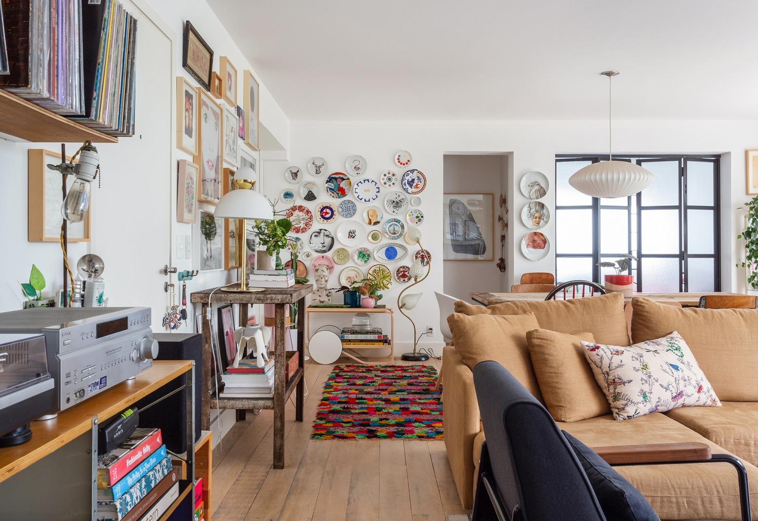 Apartamento novo da Ana Strumpf