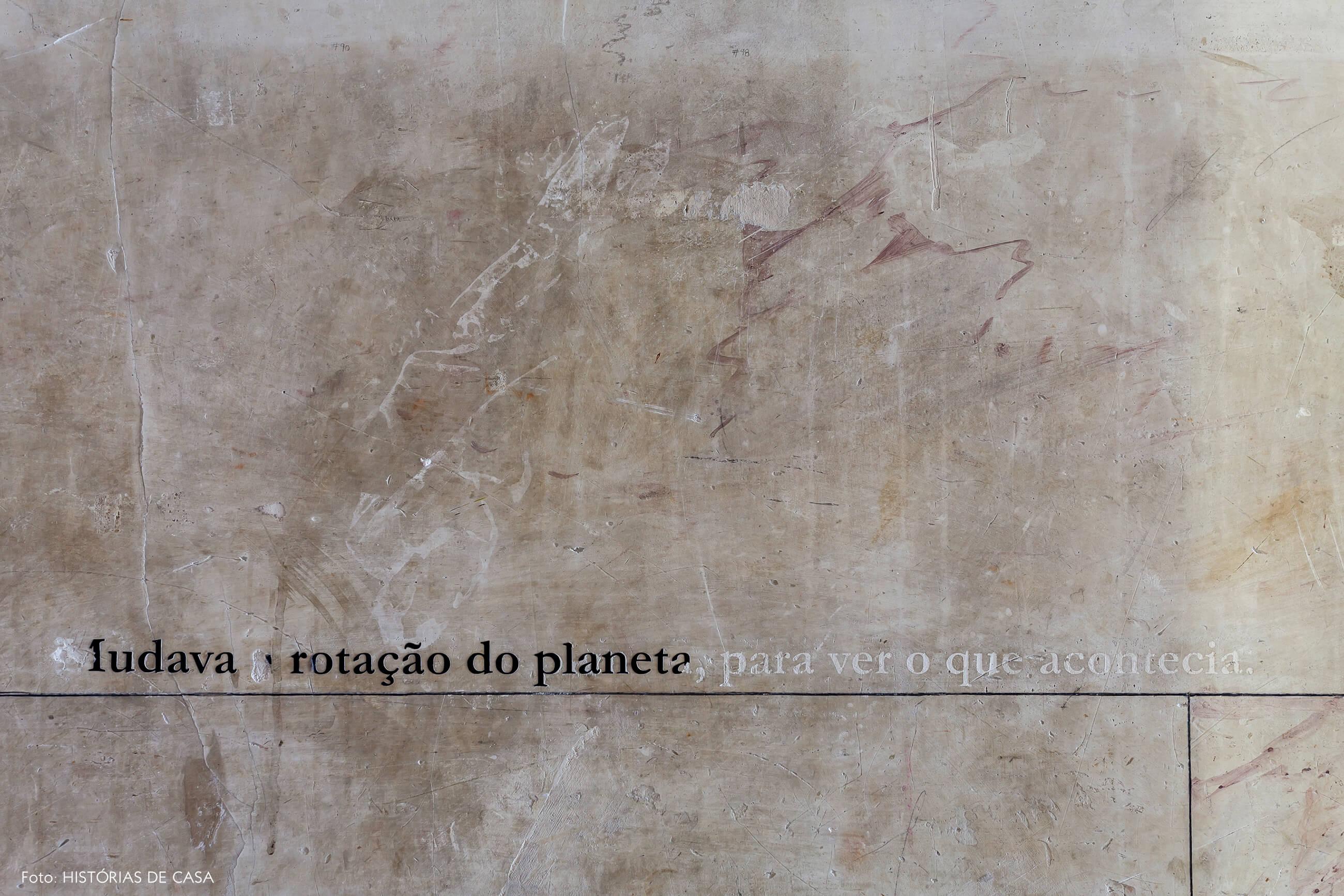 Casa centenária em Portugal com arquitetura preservada