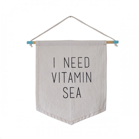 BANDEIRA SEA FLAG – I NEED VITAMIN SEA