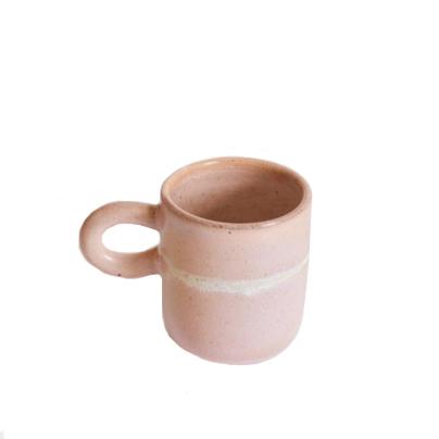 caneca rosa-pêssego