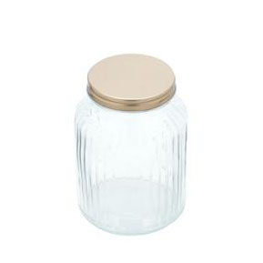 POTE DE VIDRO CLEAN GLASS ROUND BUD