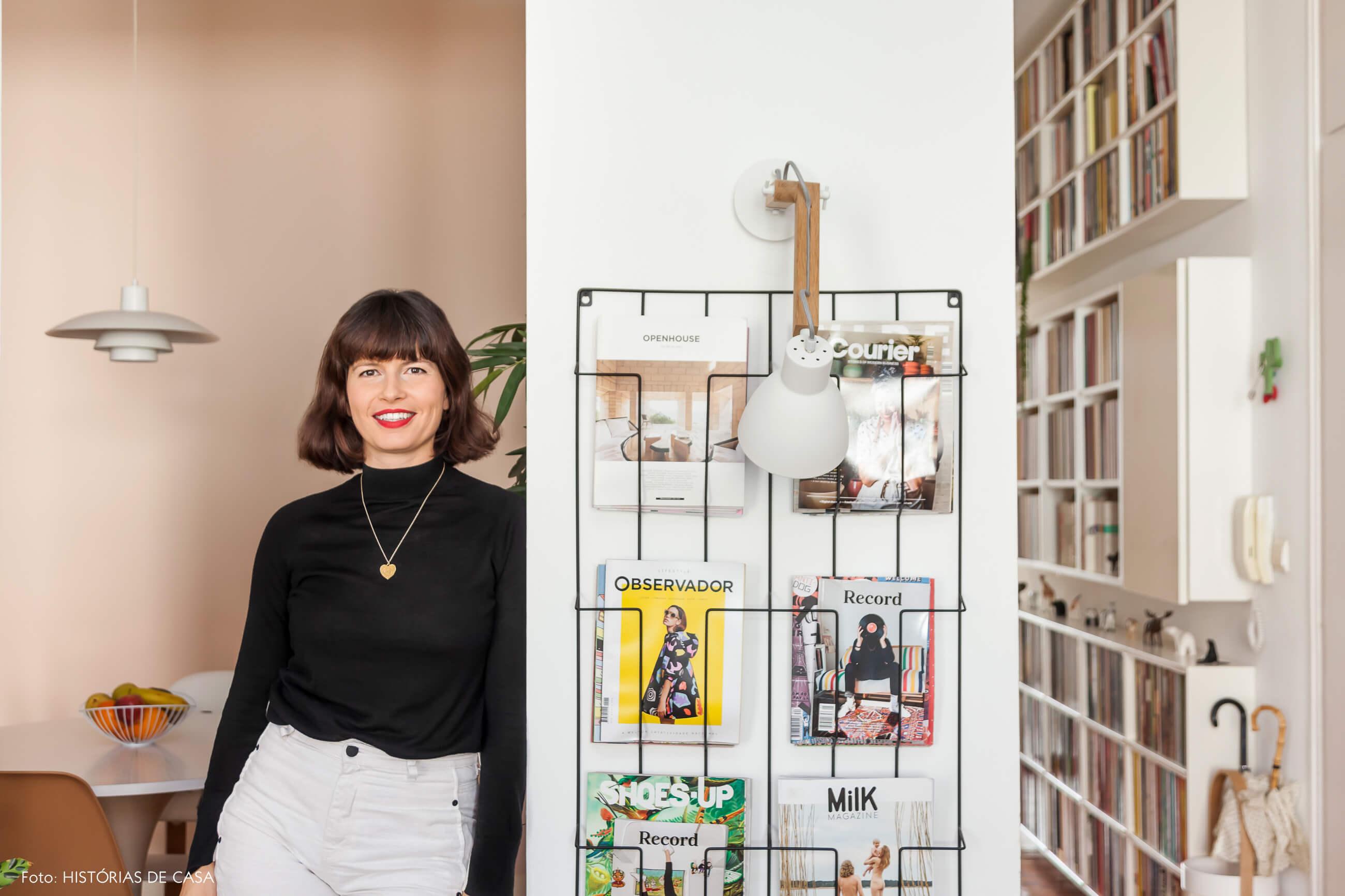 Apartamento em Portugal da editora Ana Dias Ferreira