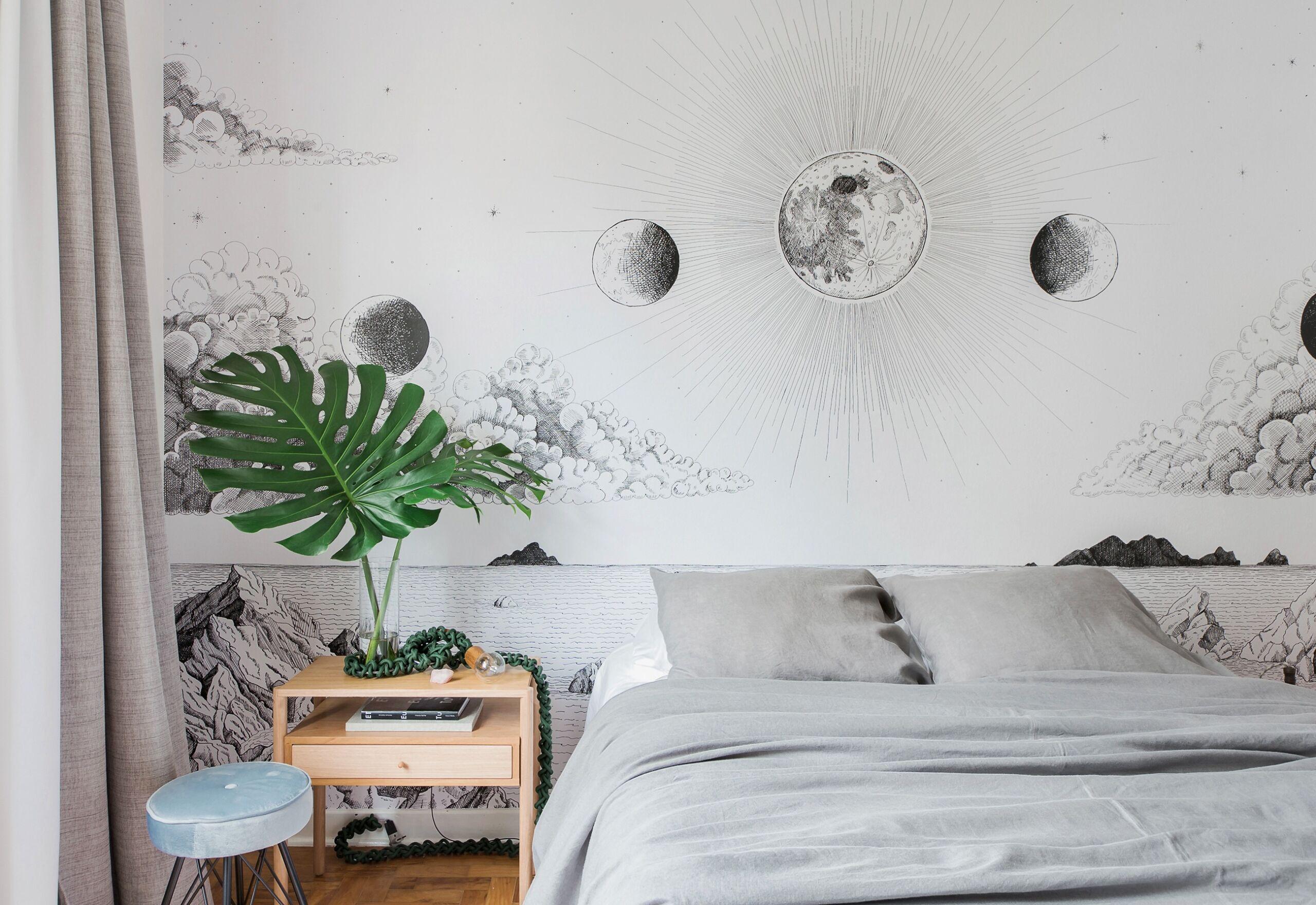 Apê alugado com boas ideias de decoração