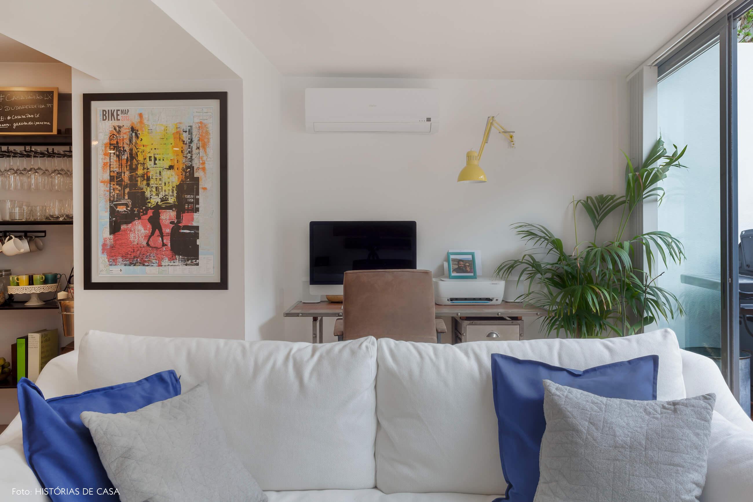 Apartamento em Lisboa no térreo com jardim
