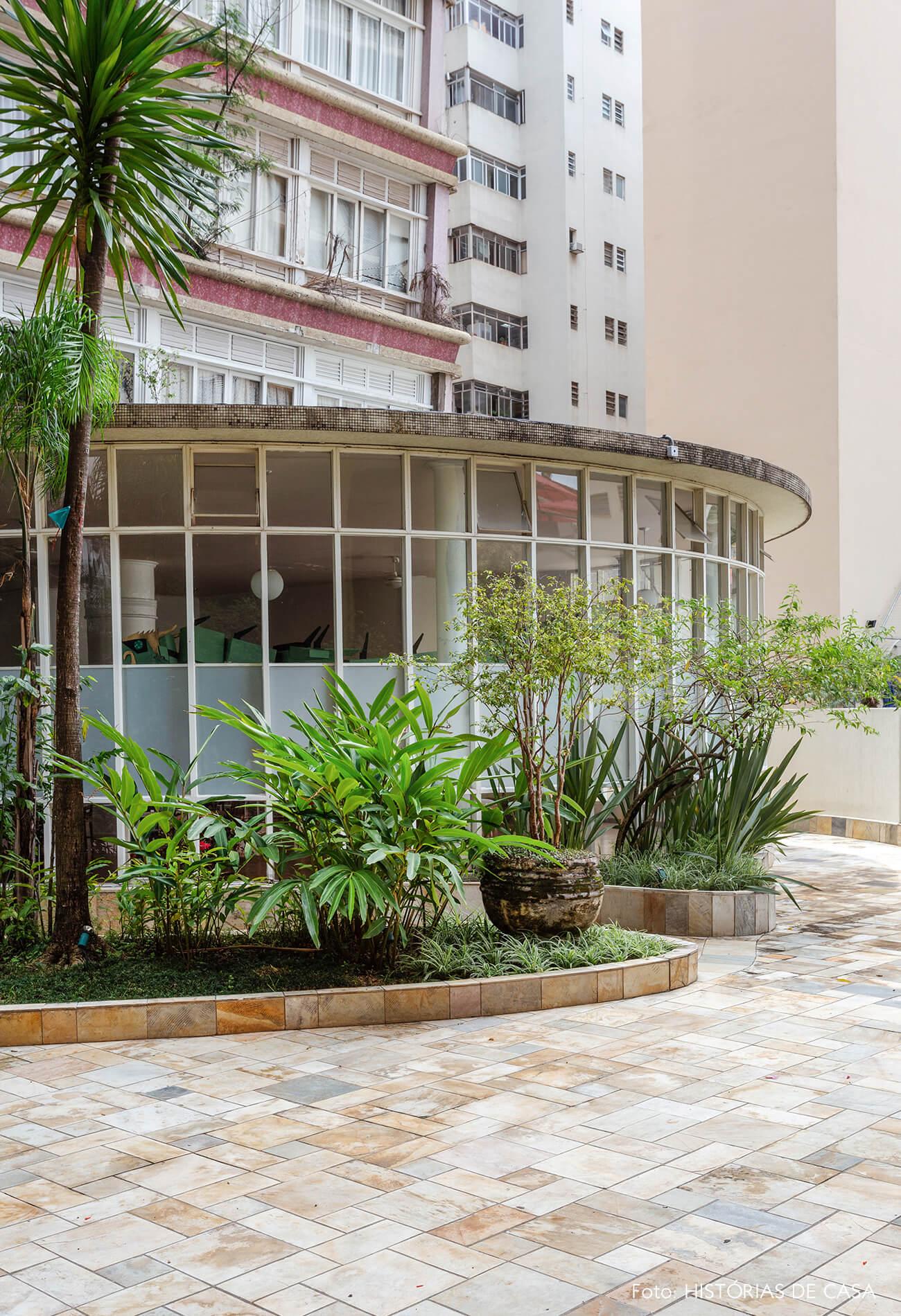 Salão de festas do Edifício Parque das Hortênsias, de Artacho Jurado