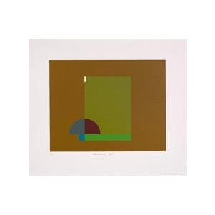 Perpendicular verde // Antonio Lizárraga
