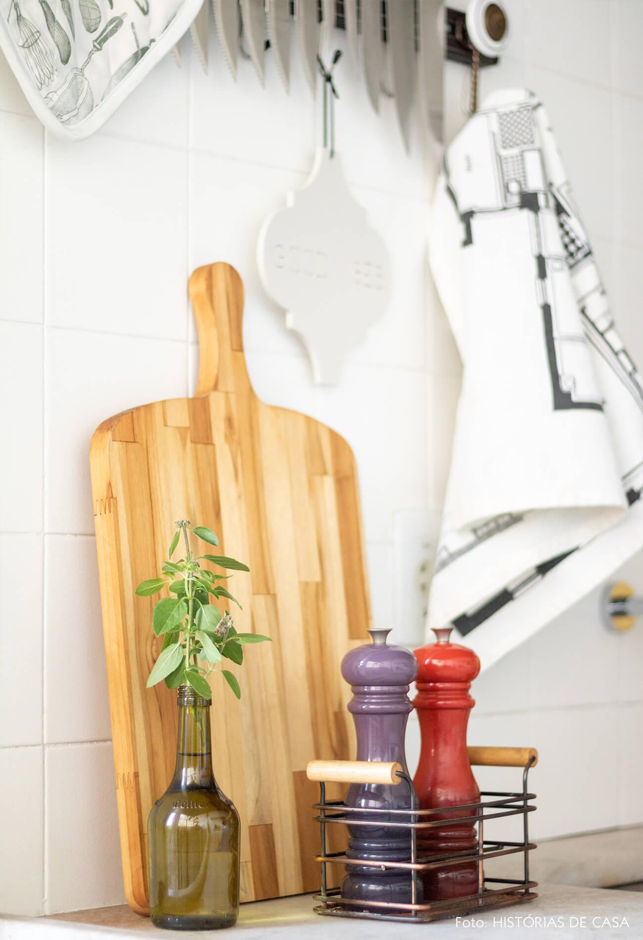decoração cozinha madeira