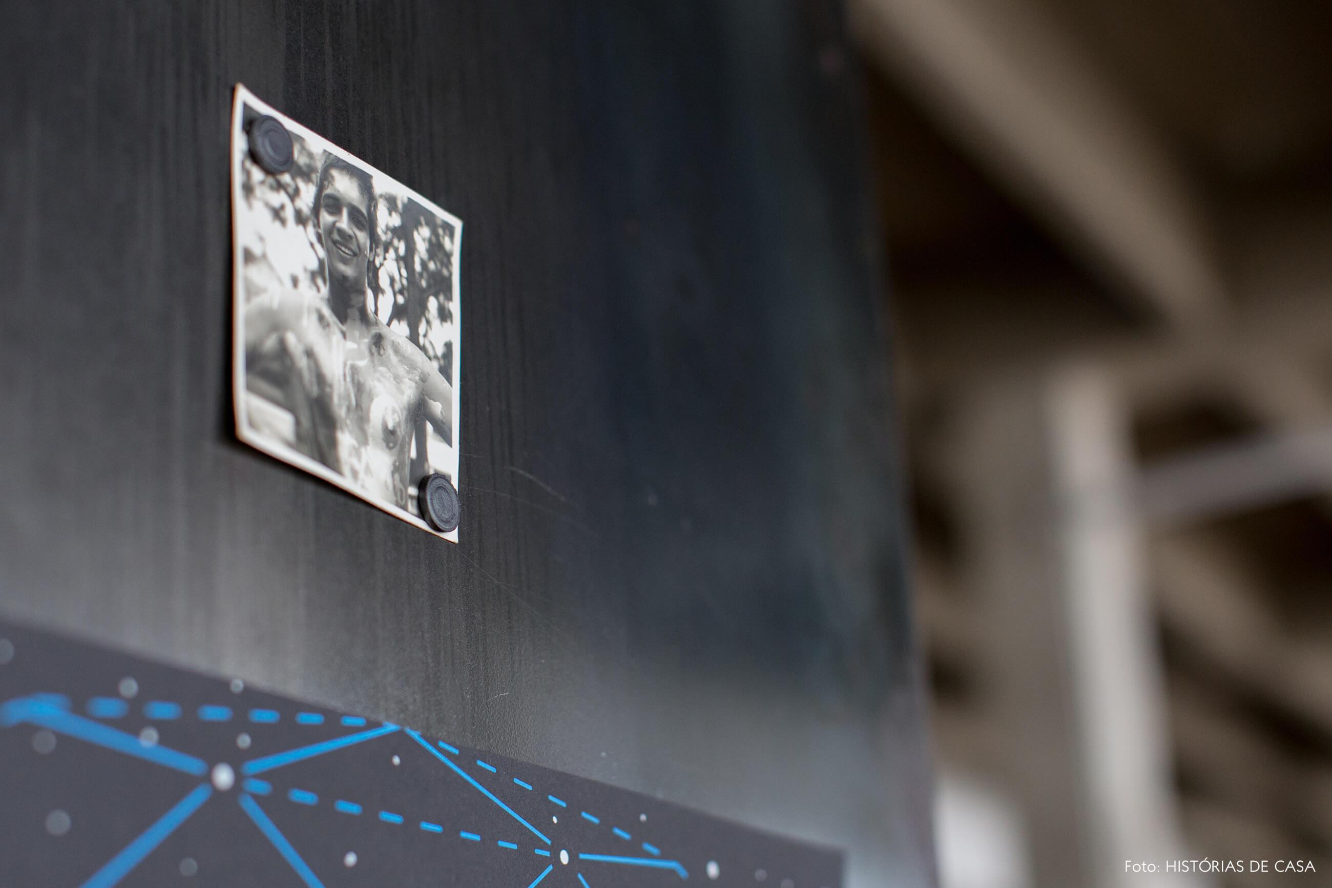 decoração copan porta preta detalhe foto