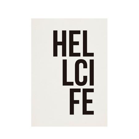 Pôster Hellcife