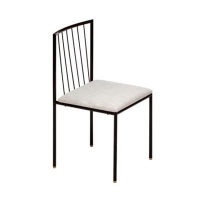 Cadeira de Ferro Unilabor, Geraldo de Barros