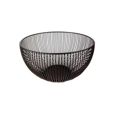 Fruteira de mesa em metal