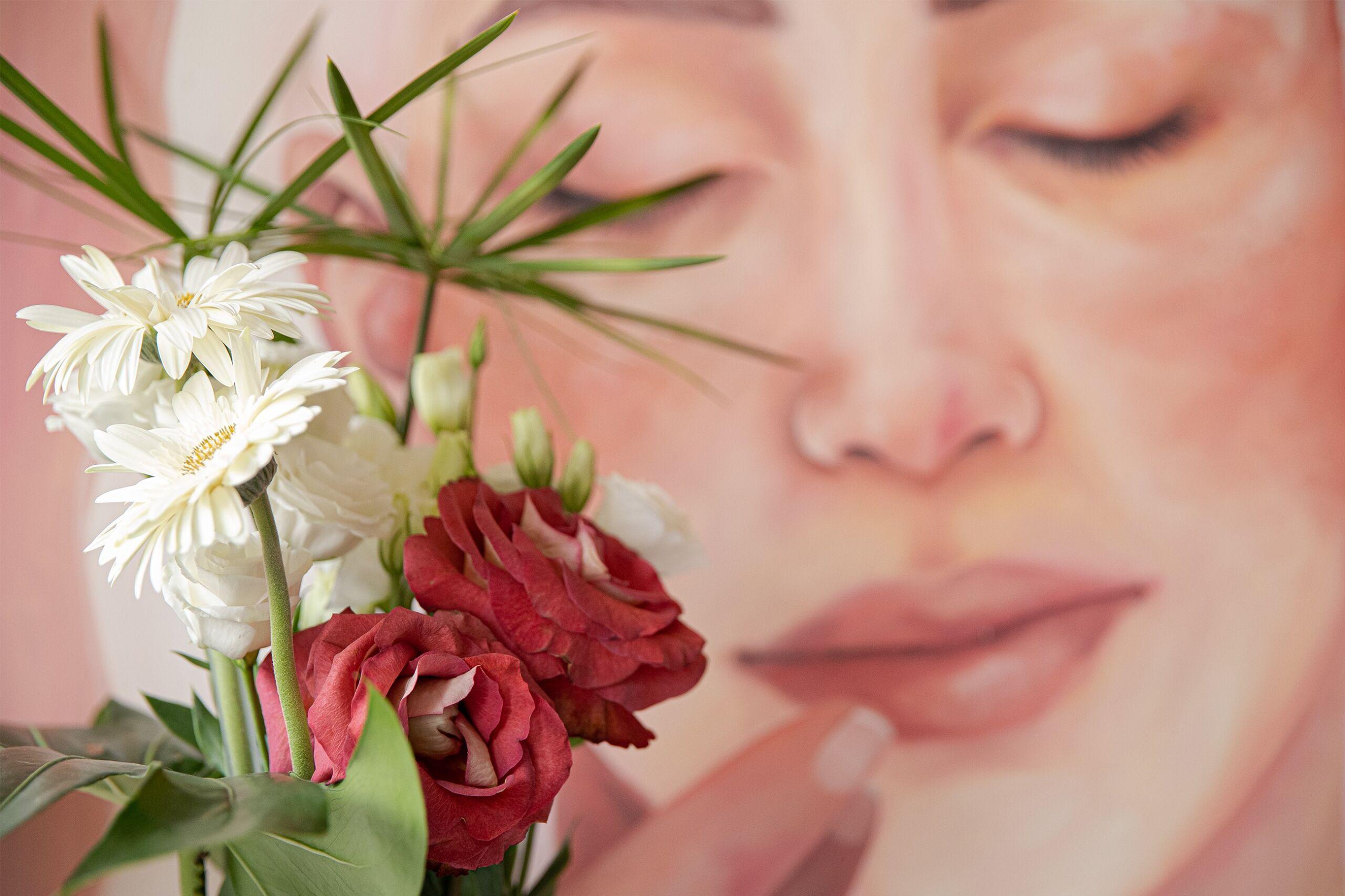flores-e-pintura-decoração