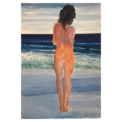 Na praia // Guyer Salles