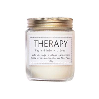 vela-aromÁtica-therapy-capim-limÃo-litsea-muma