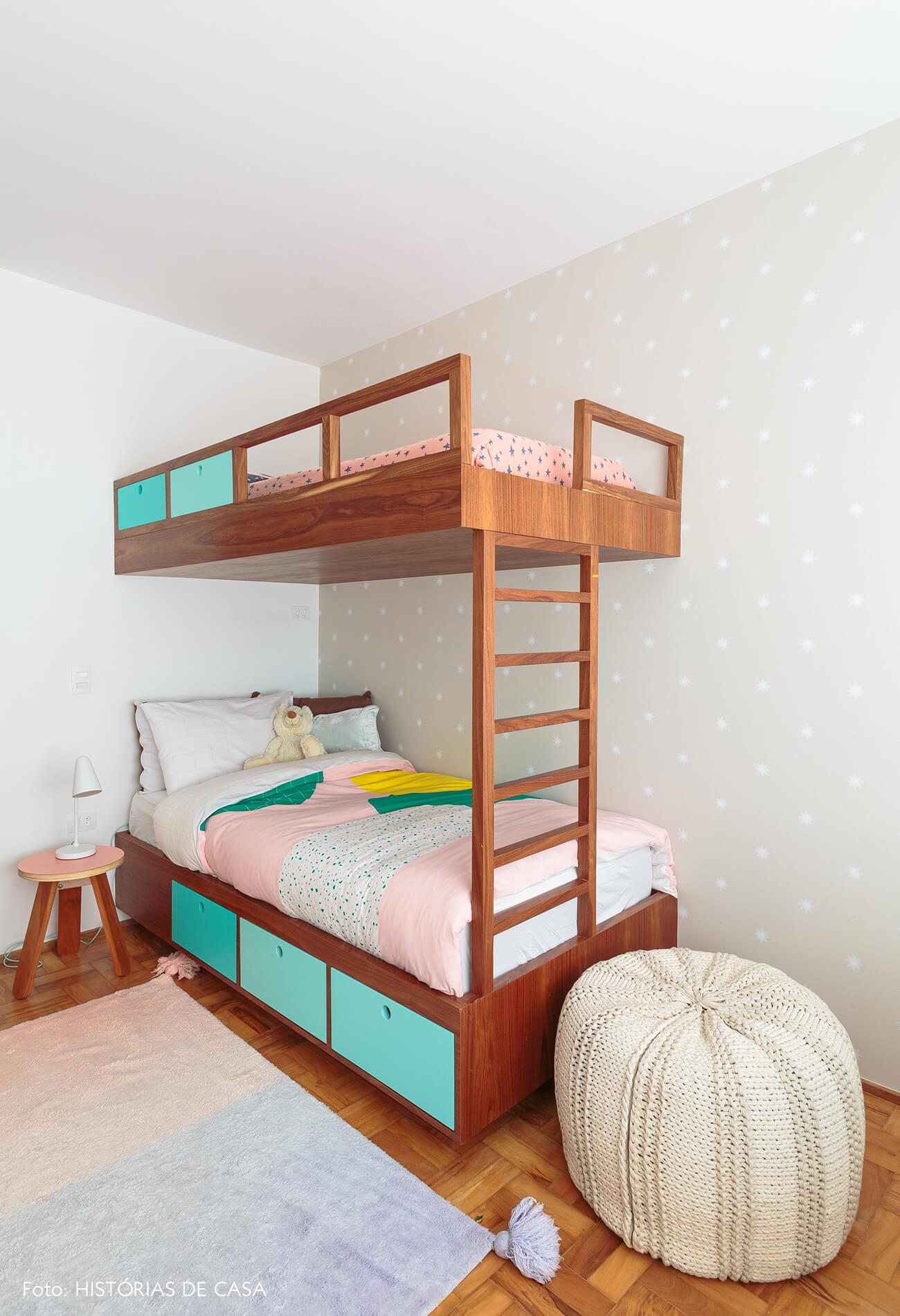 quarto-infantil-com-beliche-madeira