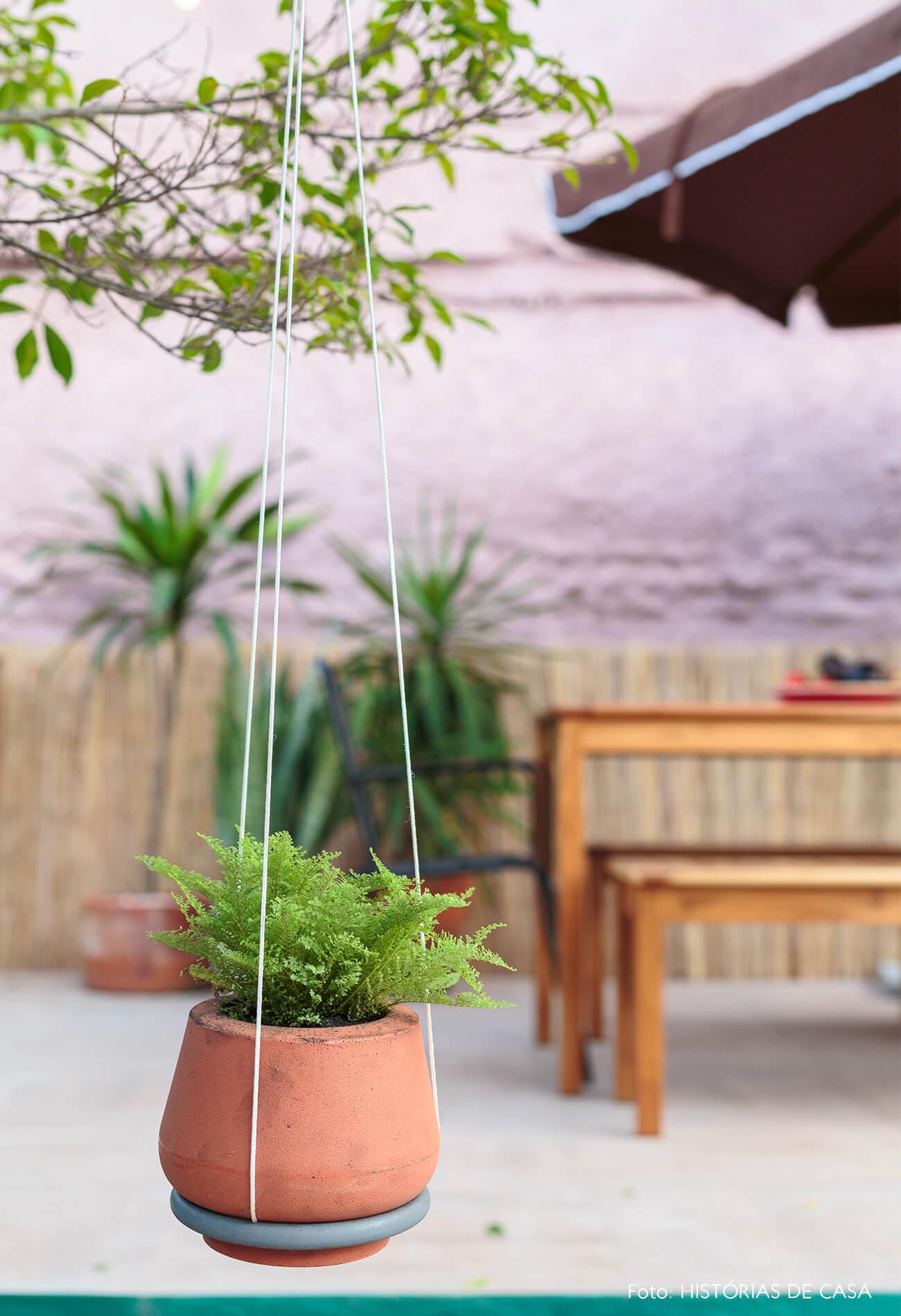 decoração antes e depois jardim leroy merlin vaso pendurado