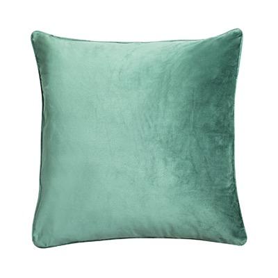 Almofada em Veludo verde