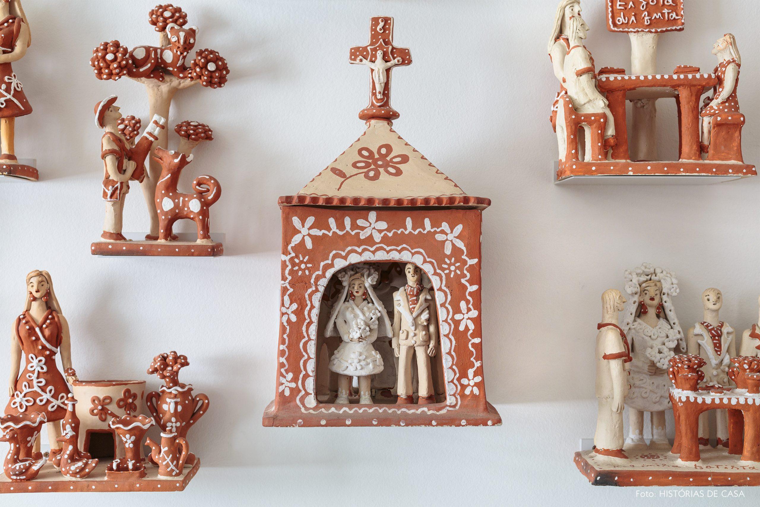 decoração ceramicas decorativas na parede
