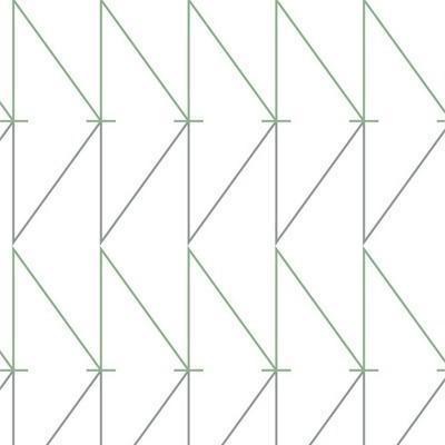 Papel de Parede Adesivo geométrico