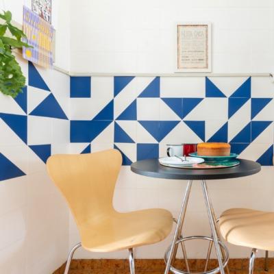 Apartamento pequeno e alugado com muitas ideias