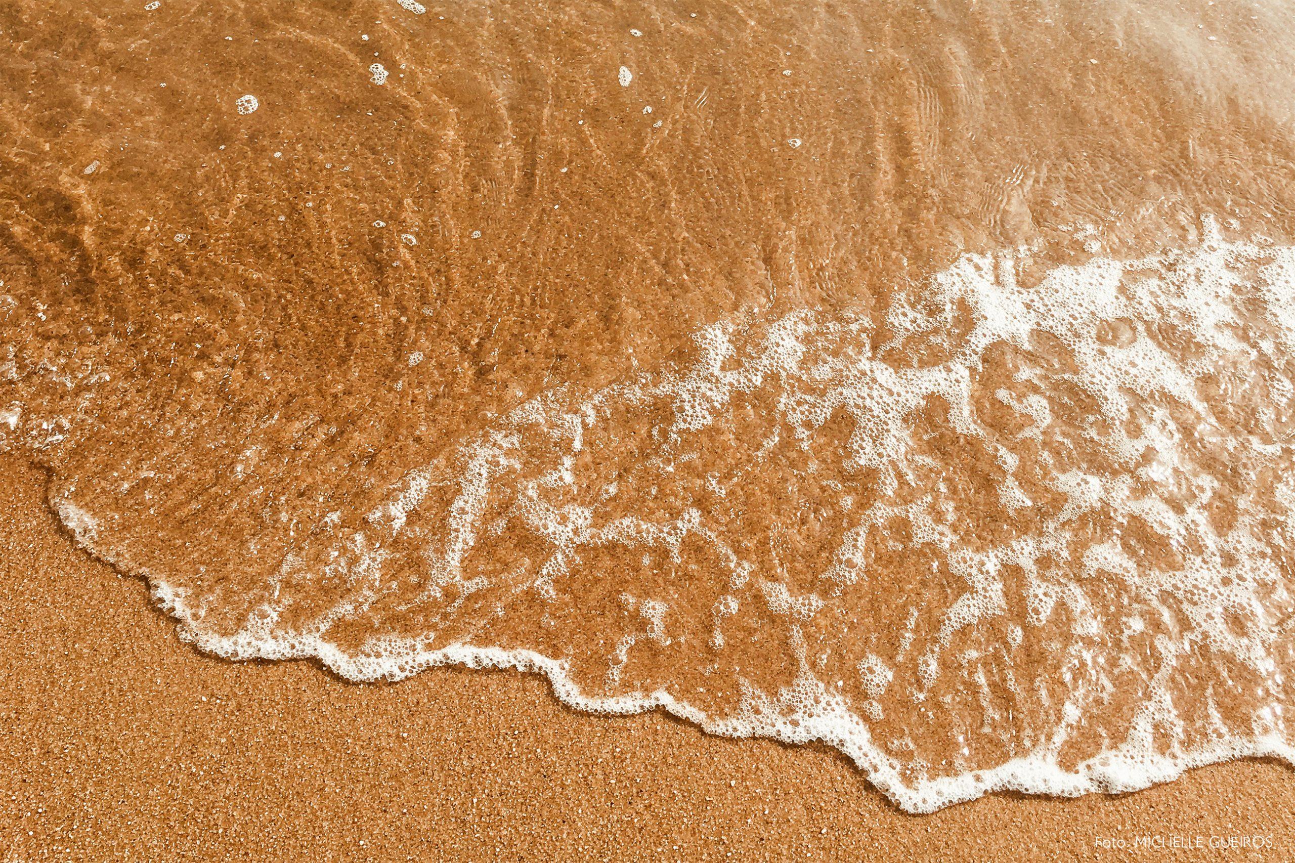 Gana viagem Kosa praia