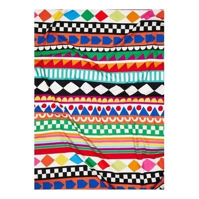 lençol elástico colorido
