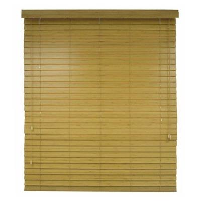 Persiana Horizontal Bambu Mel
