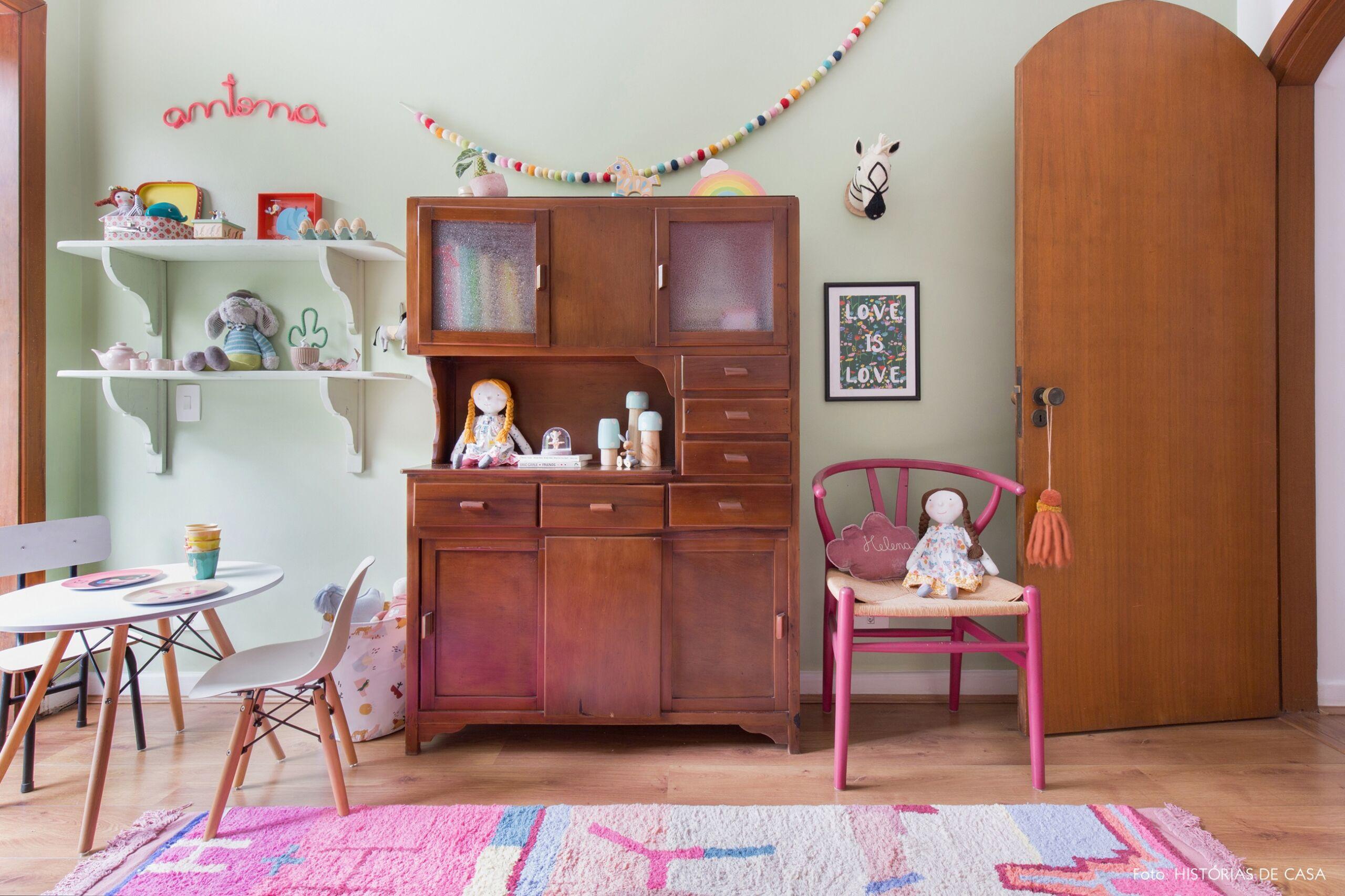 Como dar um up no quarto das crianças com a Mimoo