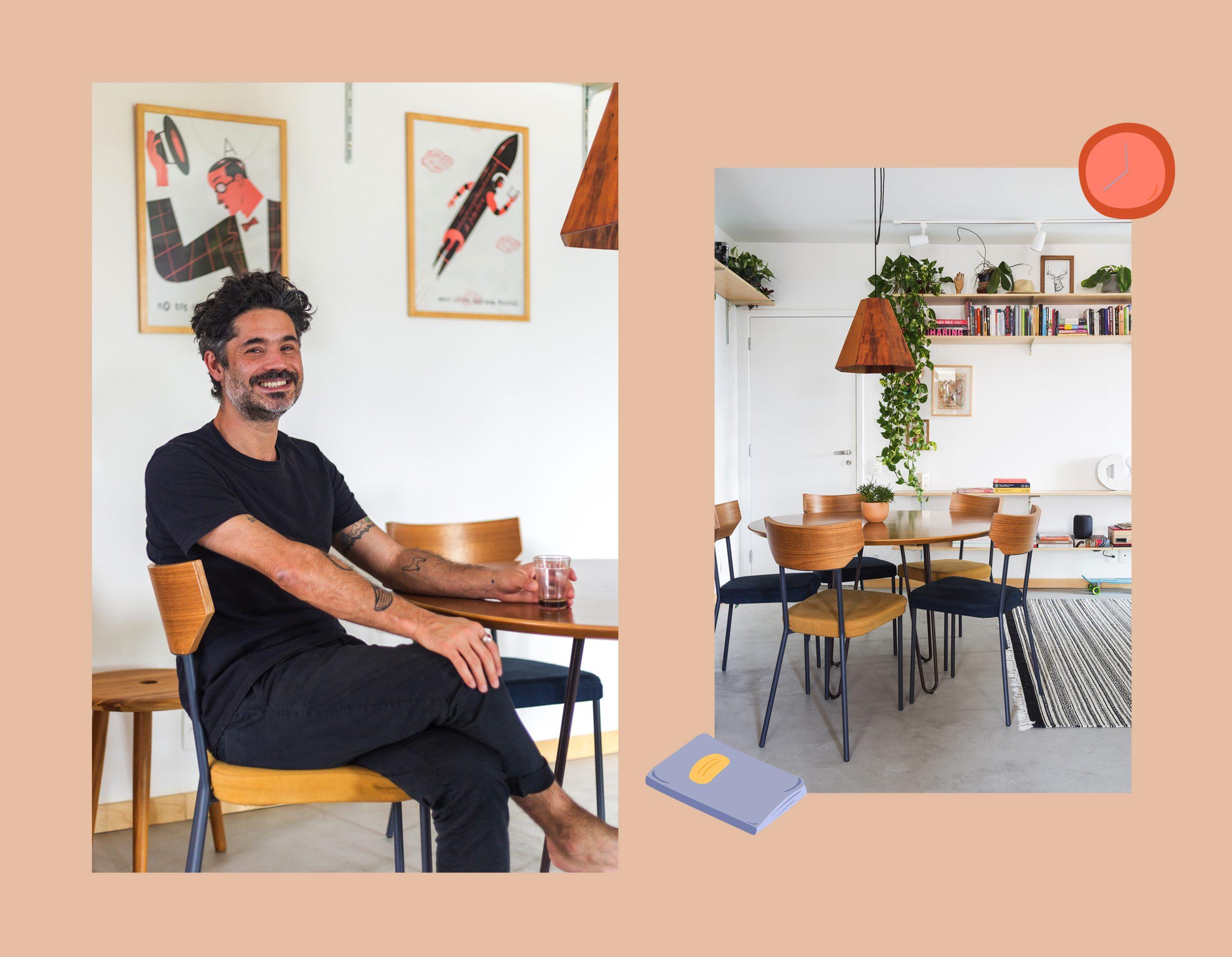 Fique em casa - Como trabalhar home office de um jeito leve e agradável