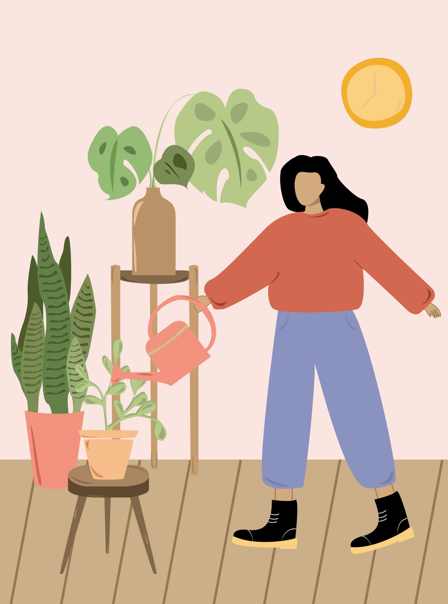 Como fazer mudas com plantas que já temos em casa
