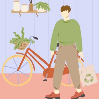 Práticas para o consumo consciente em casa por Cristal Muniz