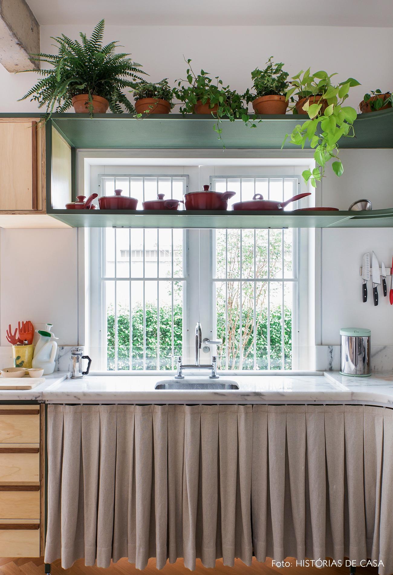 decoração apê cozinha marcenaria