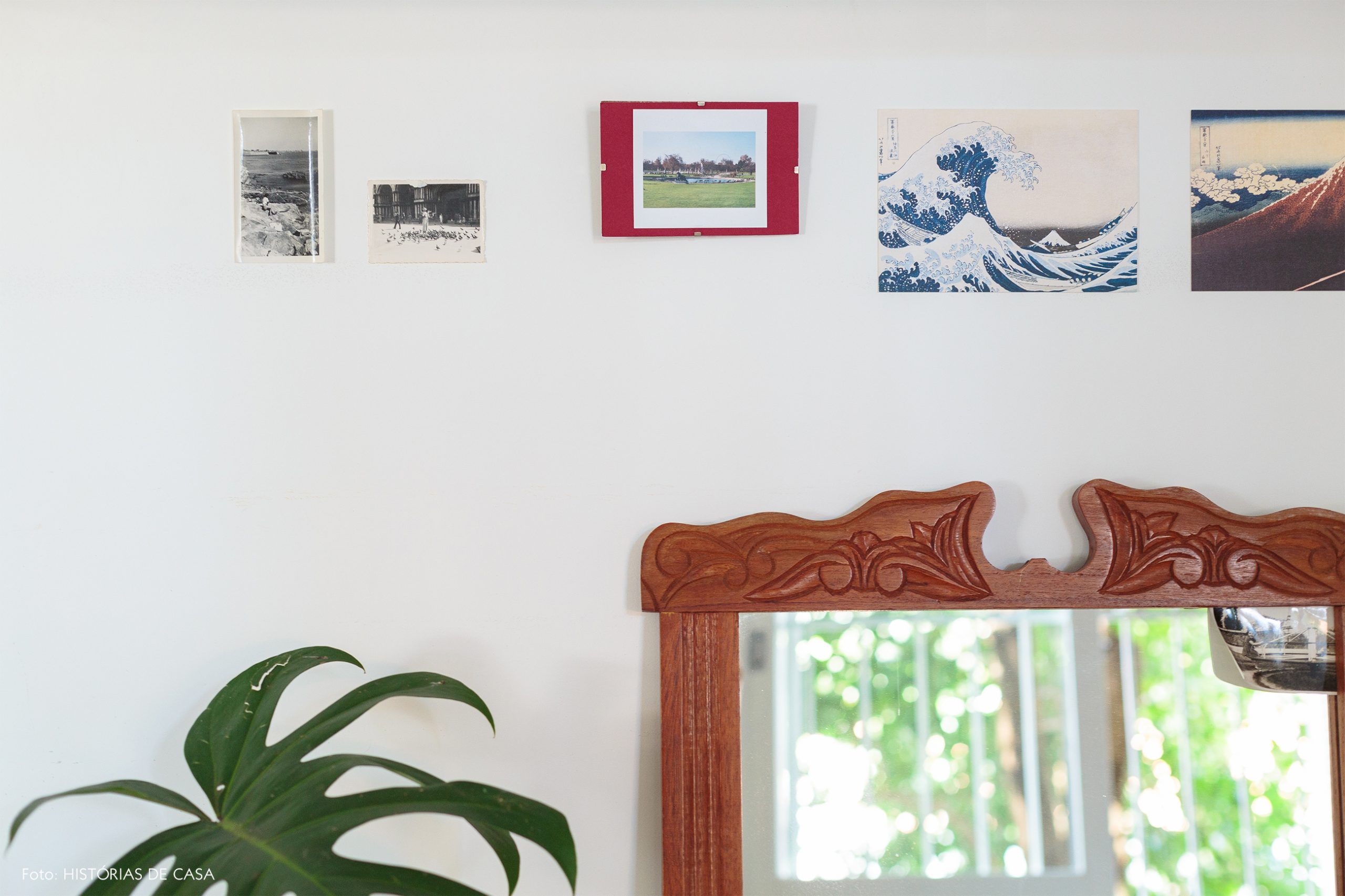 decoração detalhes fotografias quarto