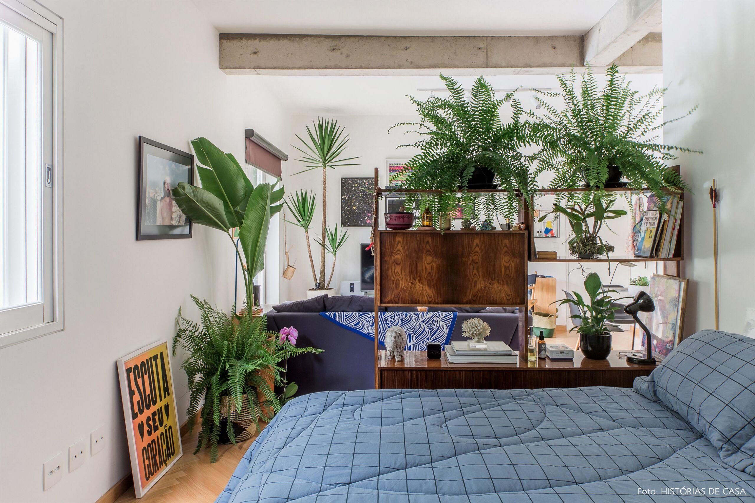 decoração apê cozinha sala integrados muitas plantas
