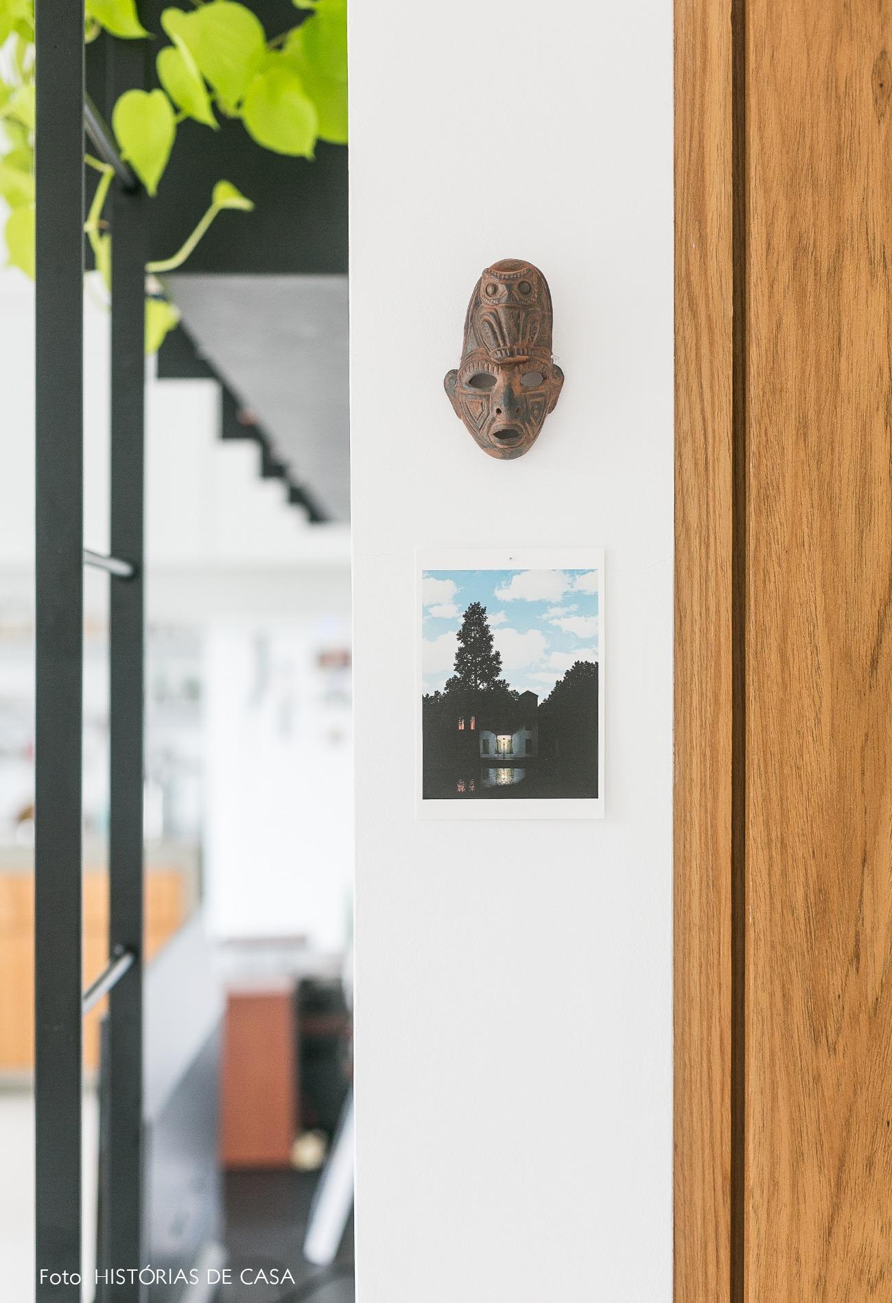 decoração apê minimalista detalhe