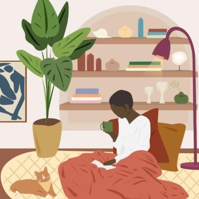 Slow living, a importância de desacelerar e curtir a vida em casa, Histórias de Casa