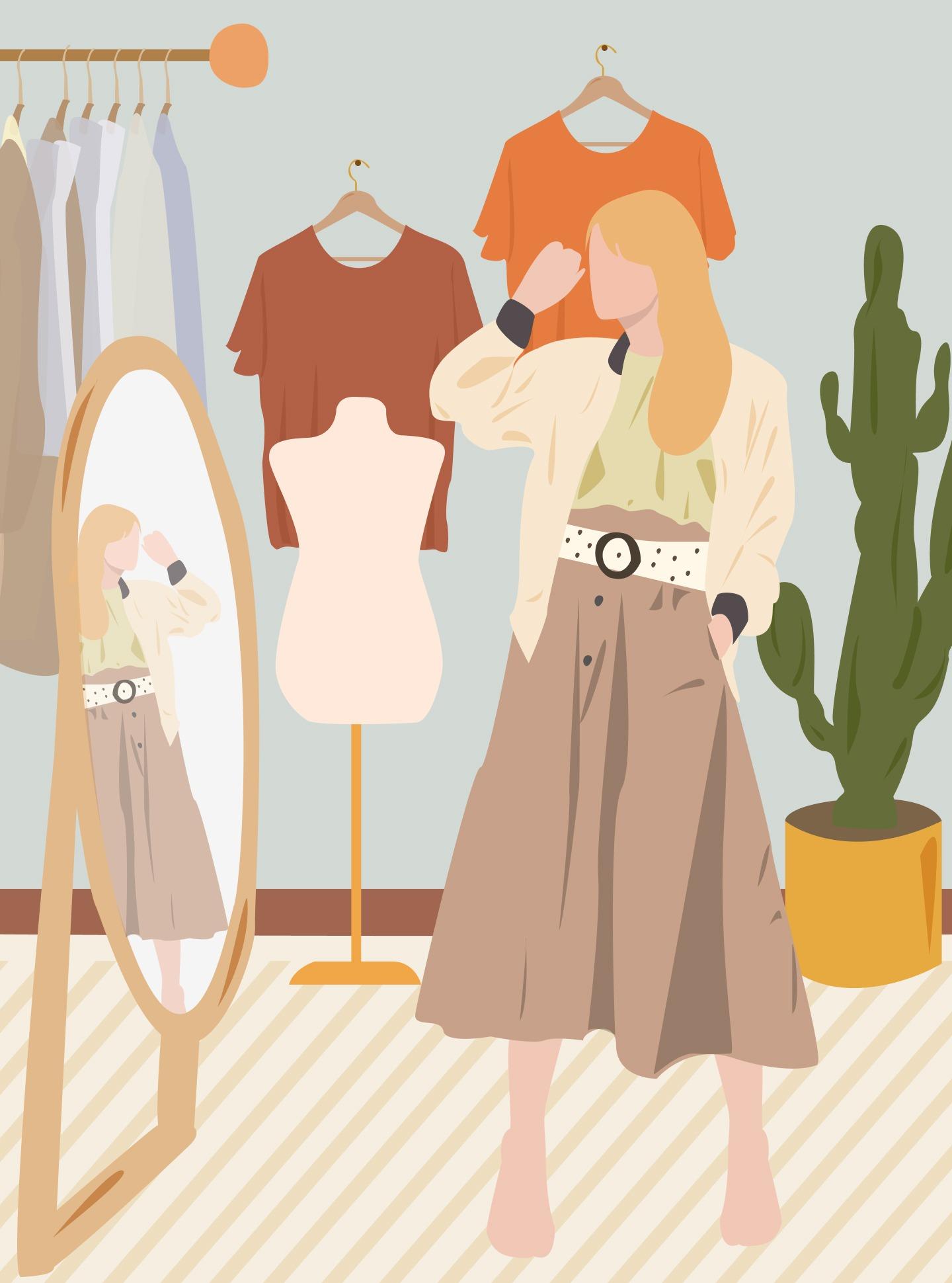 Moda consciente no Histórias de Casa com Joanna Moura