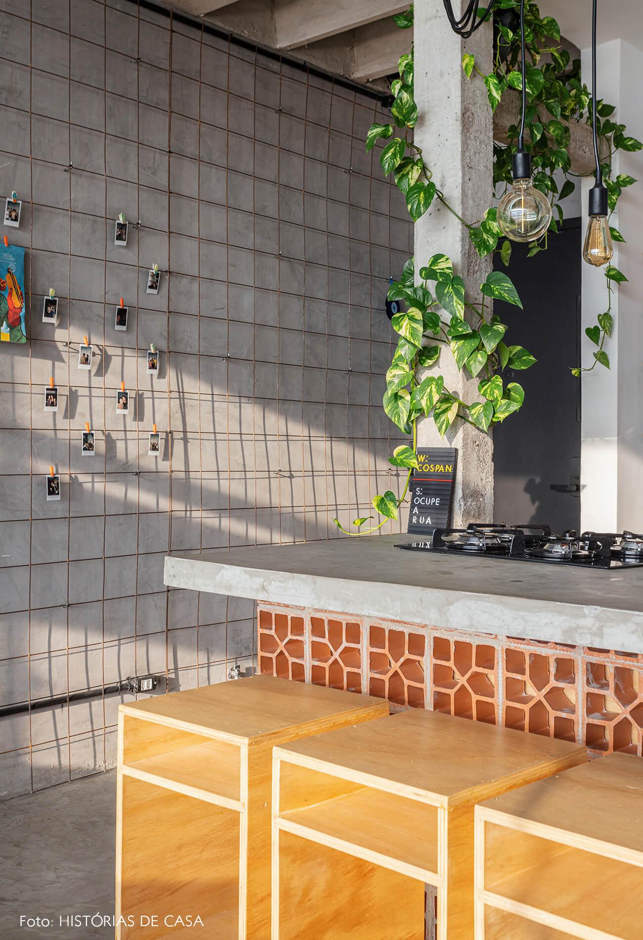 COPAN decoração ape integrado industrial cobogo