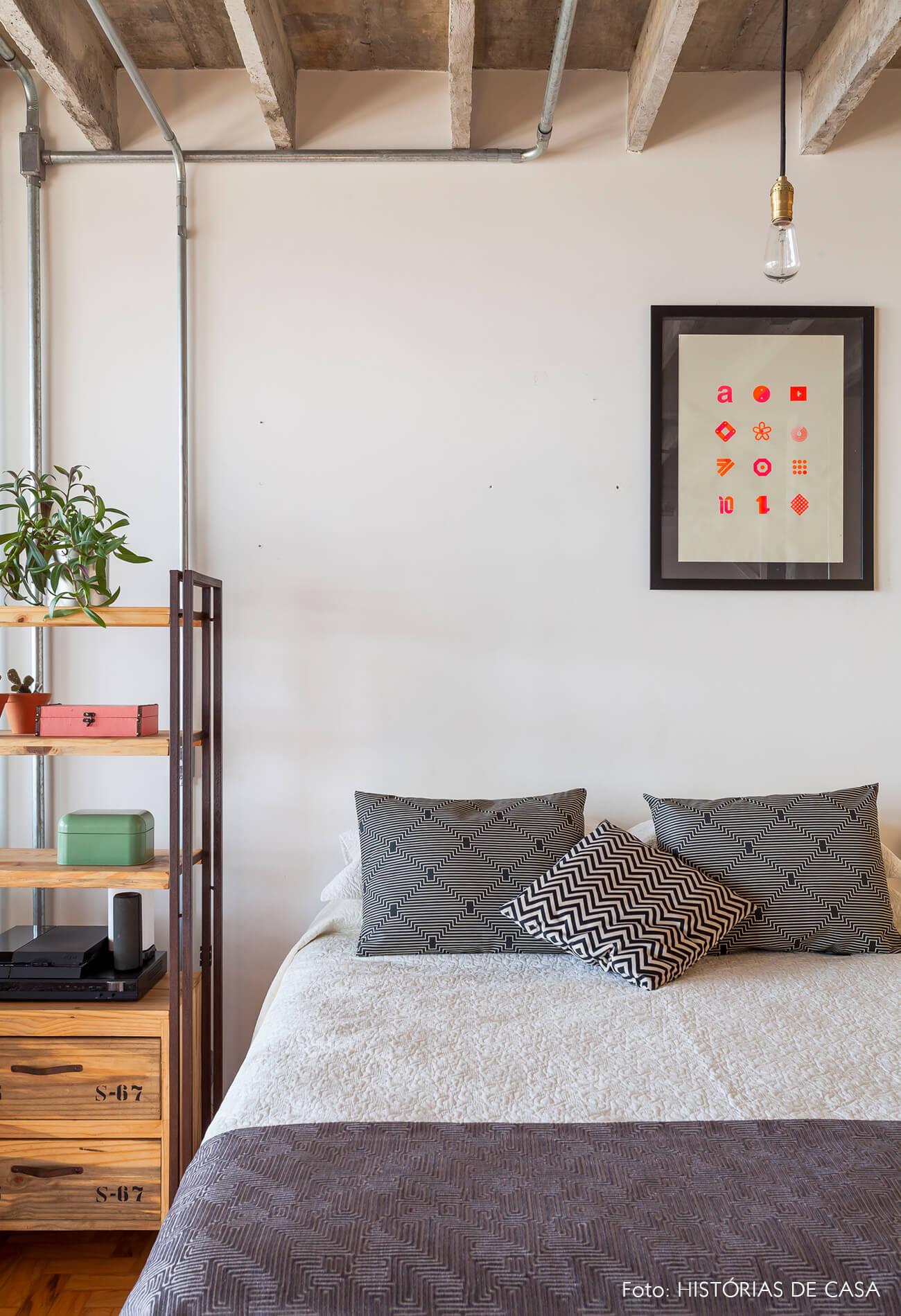 COPAN decoração ape integrado quarto