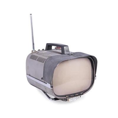 SONY TV 8 vintage