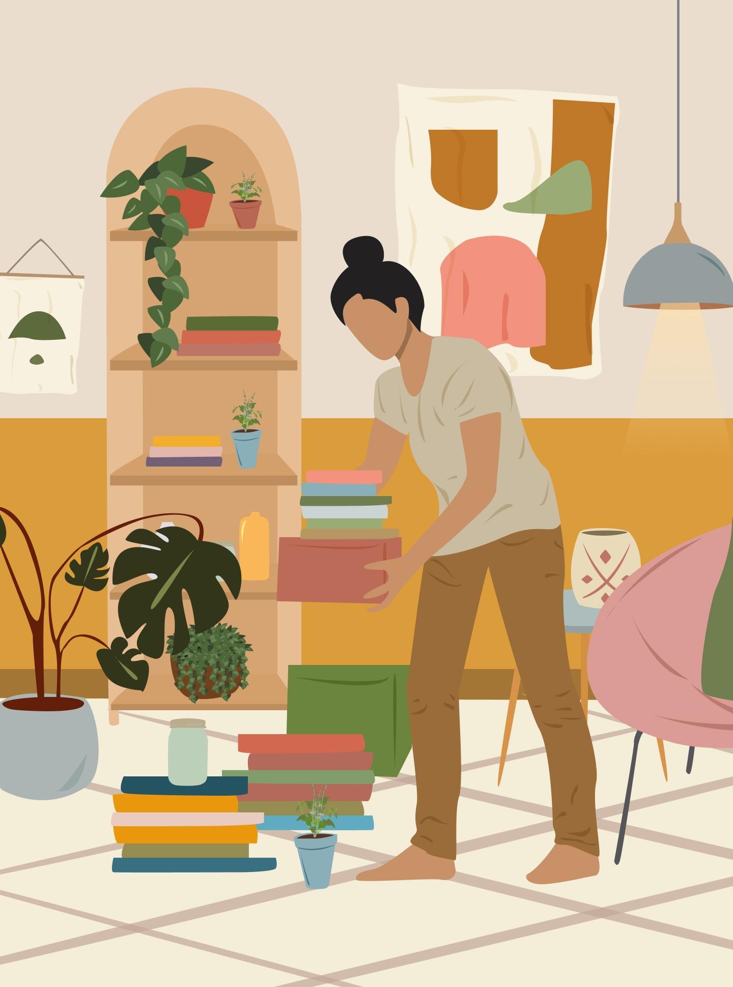 Organização de dentro para fora com Carol Ferraz no Histórias de Casa