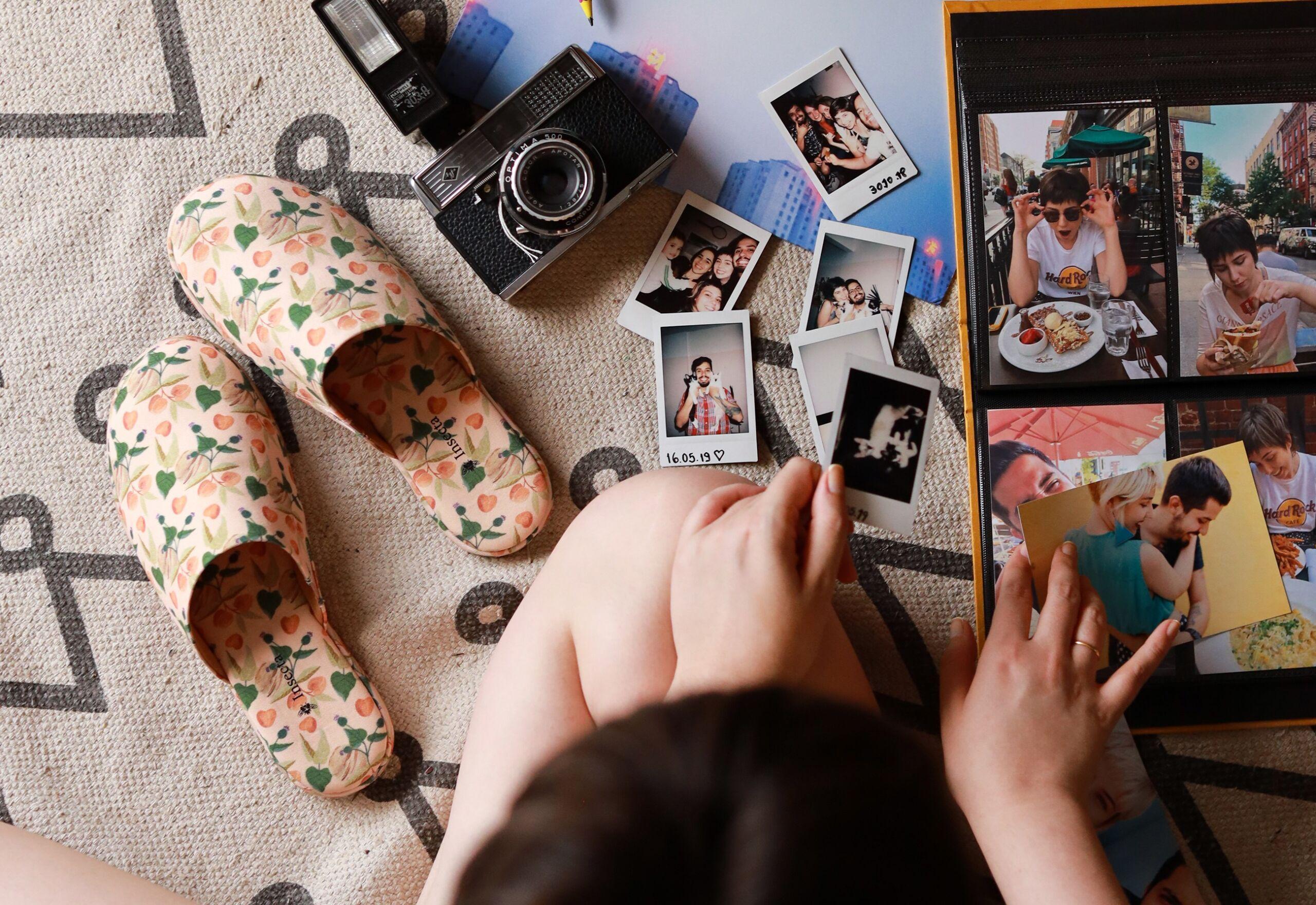 Histórias de Casa e Insecta Shoes