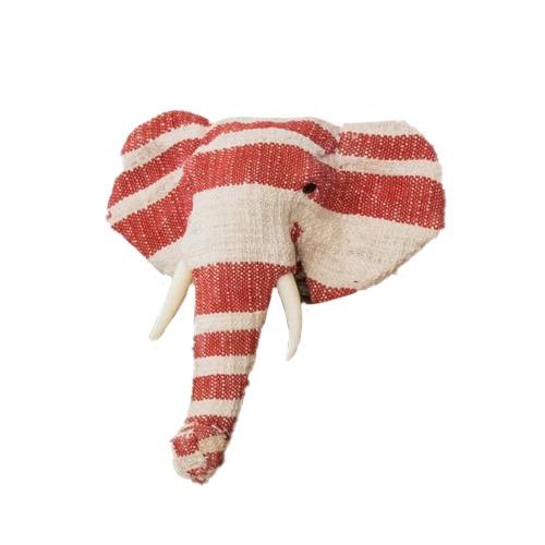 Enfeite Elephant – Vermelho