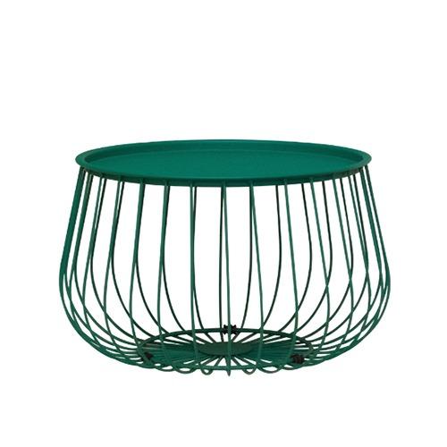 Mesa de centro Loop – Verde