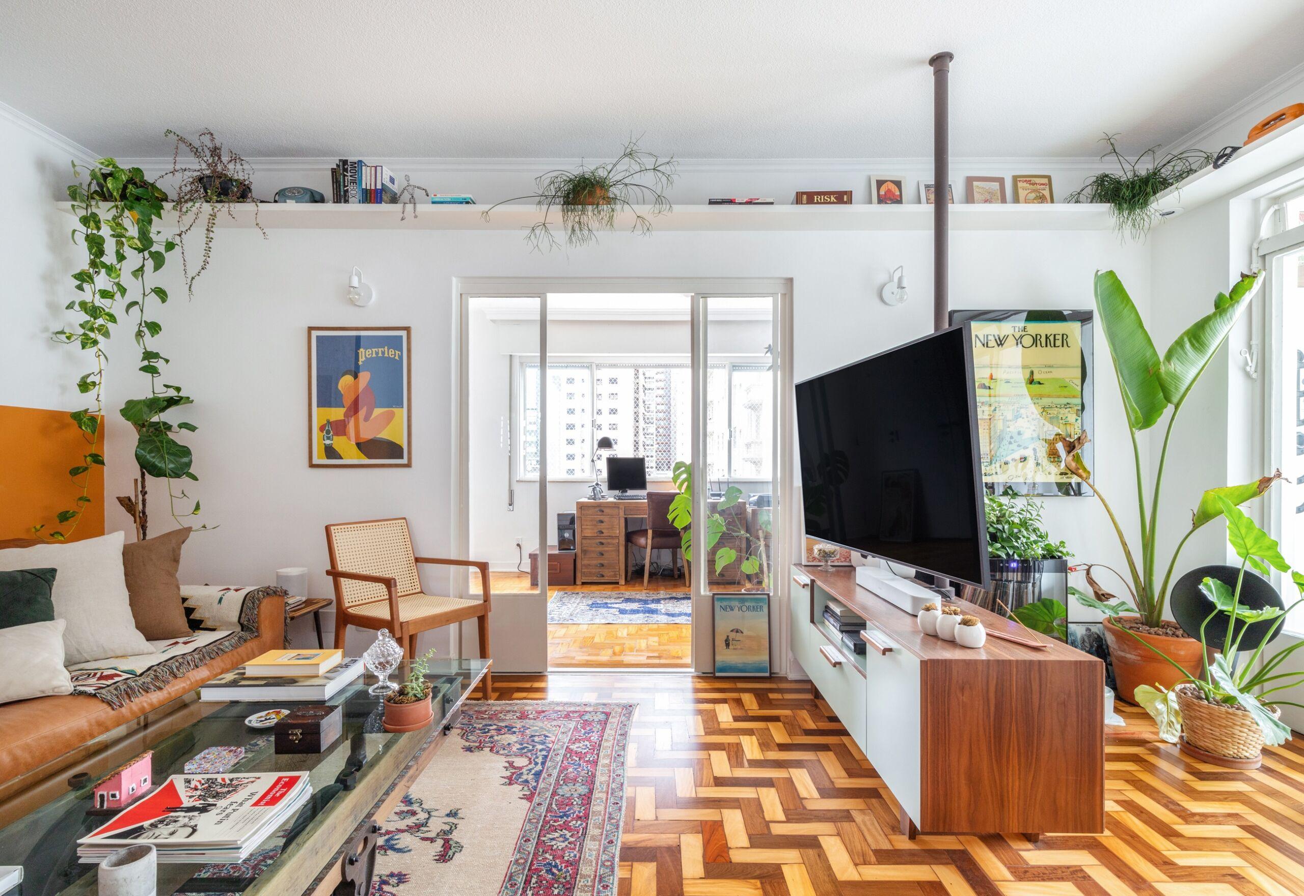 apartamento reformado no centro de São Paulo