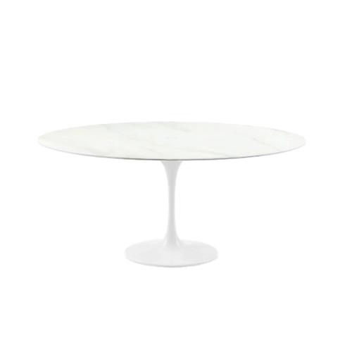 mesa de jantar oval jule