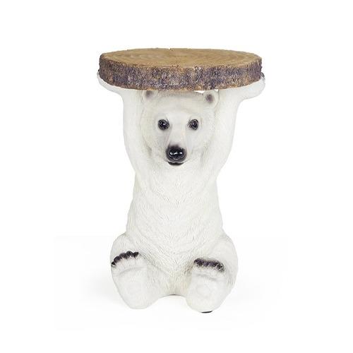 Mesinha lateral urso polar
